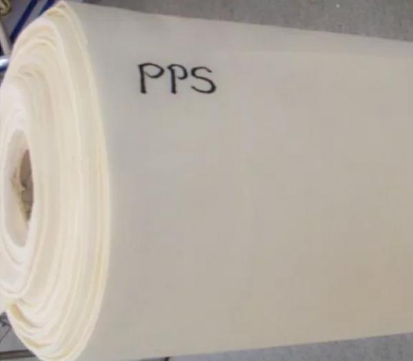 vải lọc bụi PPS
