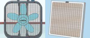 cách tự chế tạo máy lọc không khí